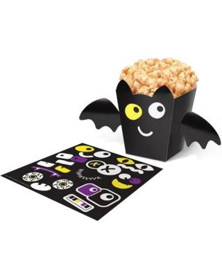 Spooky Boîtes Halloween pk / 4 Wilton