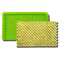 Tapis de texture silicone Sequins Marvelous Molds