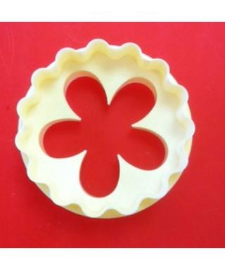 Emporte-pièce Double face Cup Cake Blossom FMM Sugarcraft