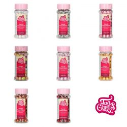 Grosse Perles de chocolat Large 70 gr FunCakes