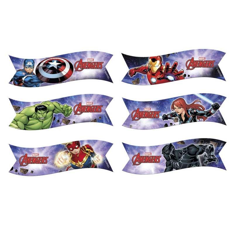 Drapeau en azyme Avengers Marvel