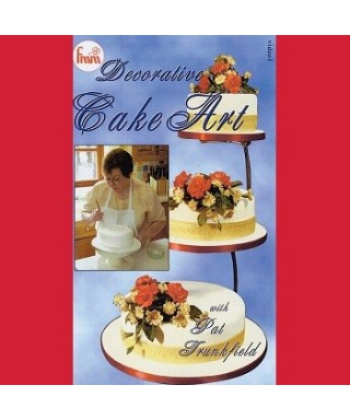 Decorative Cake Art DVD FMM Sugarcraft