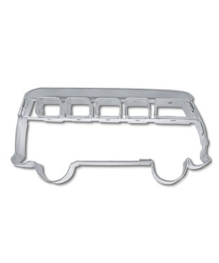 Emporte-pièce métal Bus 9cm Städter