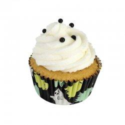 Caissettes à Cupcakes Fantômes Halloween PME