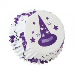 Caissettes à Cupcakes Chapeau de sorcière Halloween pcs/30 PME