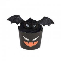 Kit Cupcake Chauve-souris d'Halloween Pk/6 PME