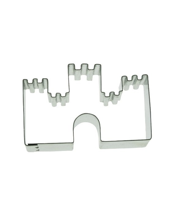 Emporte-pièce métal Château 7 cm Städter