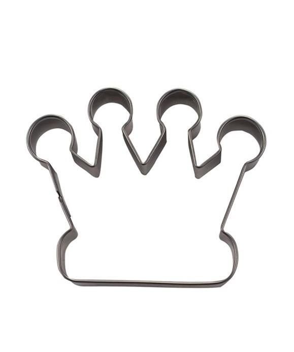 Emporte-pièce métal Couronne 4,5 cm Städter
