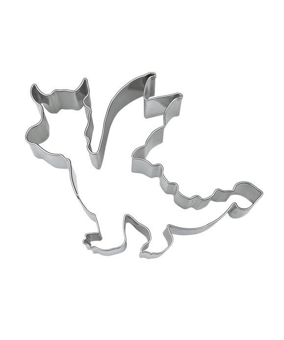 Emporte-pièce métal Dragon 10,5cm Städter