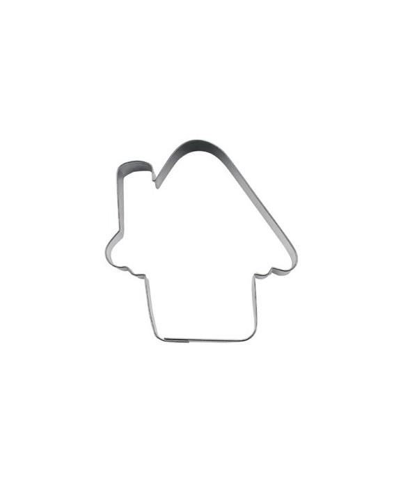 Emporte-pièce métal Maisonnette 7 cm Städter