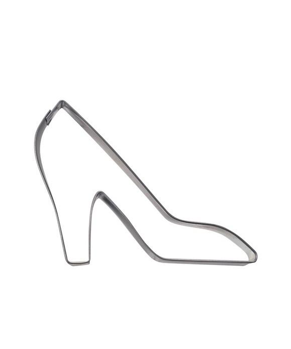 Emporte-pièce métal chaussures à haut talon 9cm Städter