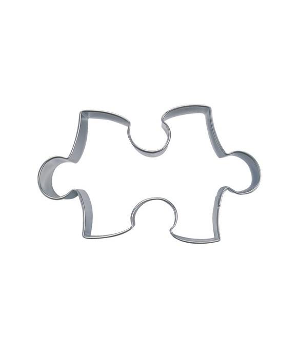 Emporte-pièce métal Puzzle 6cm Städter