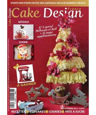 Cake Design France Magazine N° 5