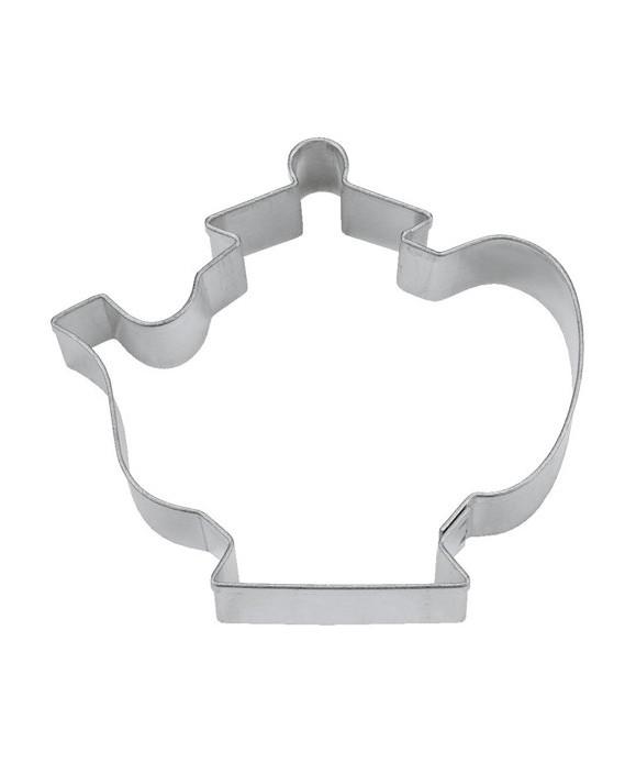 Emporte-pièce métal théière 6 cm Städter