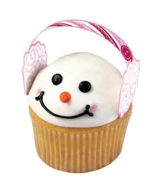 Décoration cupcakes...