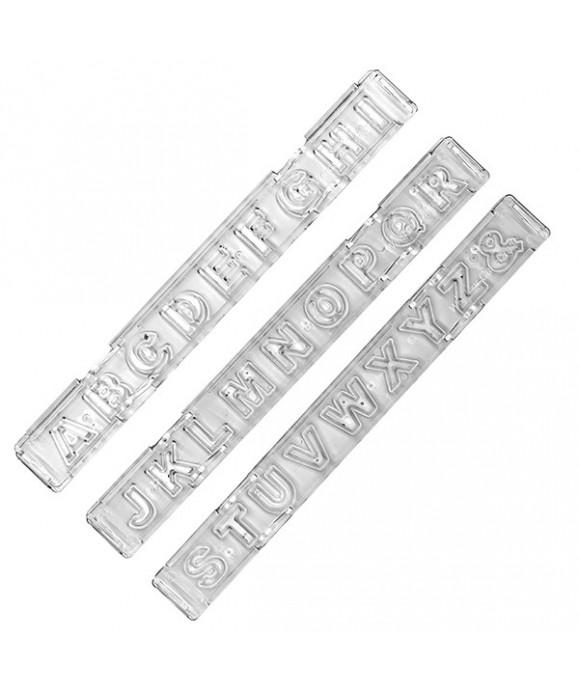 Clikstix Lettres majuscules Block Windsor Craft