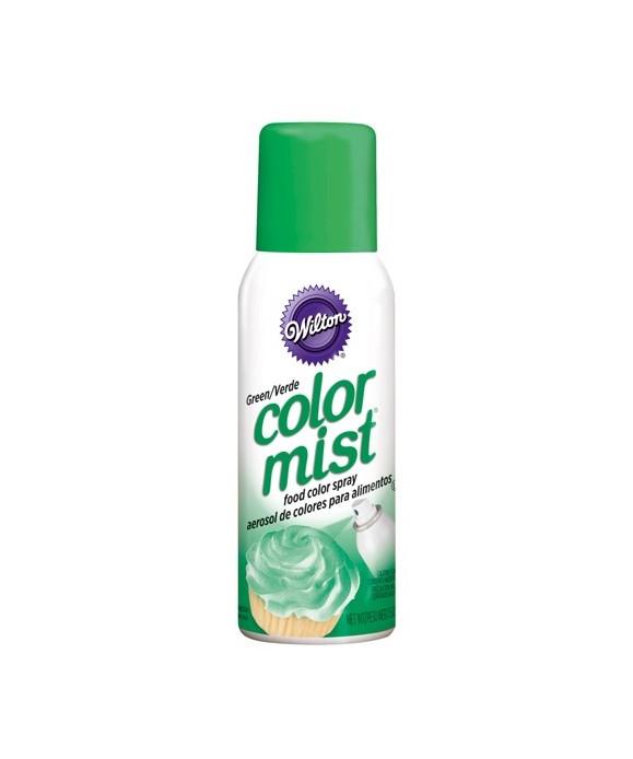 Spray Color mist Vert Wilton