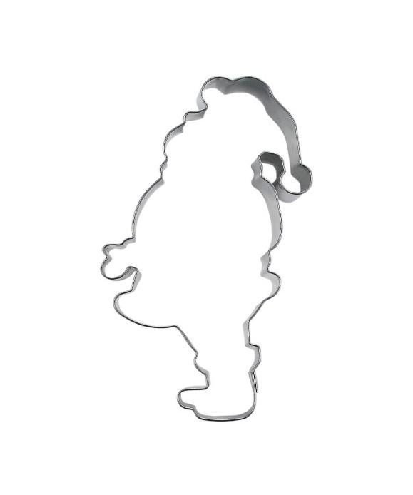 Emporte-pièce métal père noël 8,5cm Städter