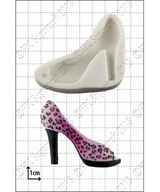 Moule Silicone Chaussures de mode talon haut FPC Sugarcraft
