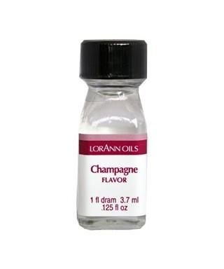 Arôme ultra concentré Champagne 3.7ml LorAnn
