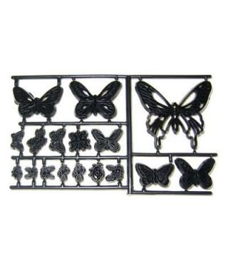 Emporte-pièce papillons...