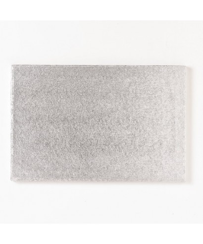 Plateau de présentation rectangulaire fin 35 x 25 cm FunCakes