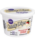 Candy Dips Blanc 280g Wilton