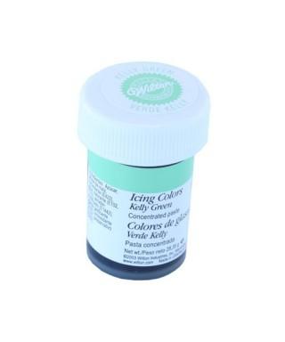 Colorant alimentaire en gel Vert Vif Wilton