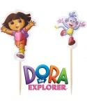Piques à Cupcake Dora Wilton
