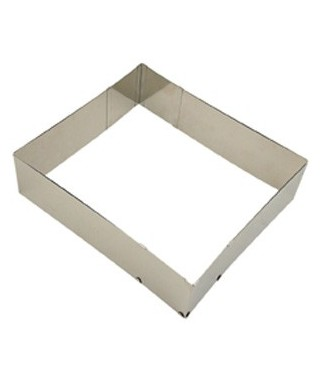 Moule rectangle ou carré réglable Städter