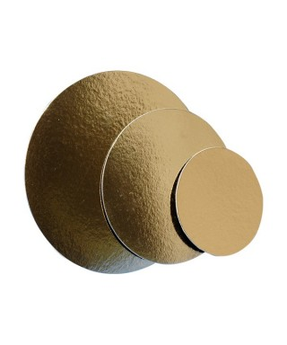 Rond carton or double face 20 cm