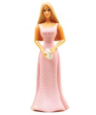 Kit Figurine, bagues et décors Barbie