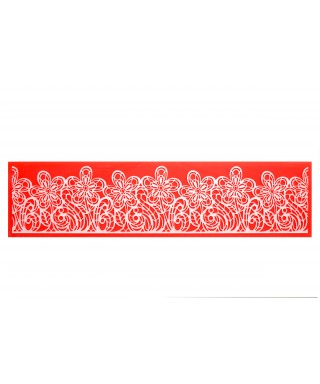 Tapis dentelle Flower Power Sweet lace