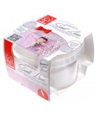 Préparation dentelle blanche Sweet Lace 200gr Modecor