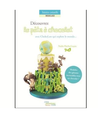 Livre Découvrez la pâte à chocolat de ChokoLate