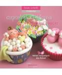 Livre Cupcakes et décors en pâte à sucre de Natasel