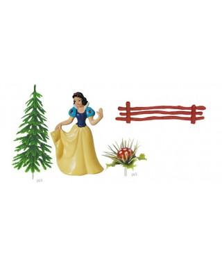 Kit Blanche Neige Disney Princesse