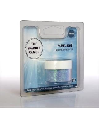 Paillette Stardust Bleu Pastel Rainbow dust