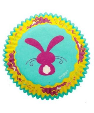 Caissettes printemps doux pk/75 Wilton