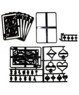 Emporte-pièce patchworks carte poker casino