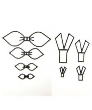 Emporte-pièce Noeuds 3D Patchwork Cutter