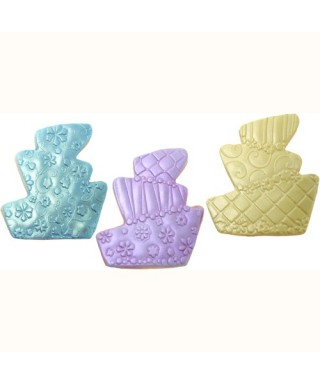 CK Cookie Cutter Texture Set Topsy Turvy
