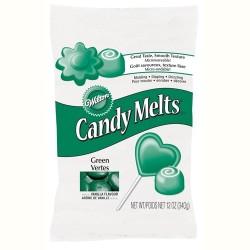 Wilton Candy Melts® Vert 340G
