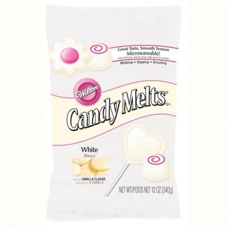 Wilton Candy Melts Blanc 340G