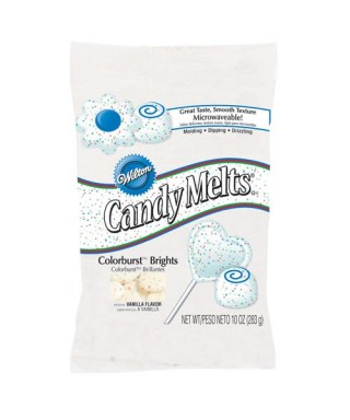 Wilton Candy Melts Colorburst brillant 280g