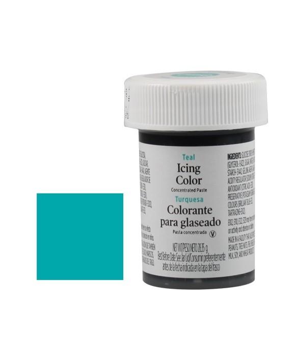 Colorant alimentaire en gel Turquoise Wilton