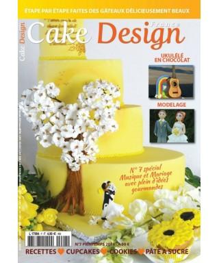 Cake Design France Magazine N° 7