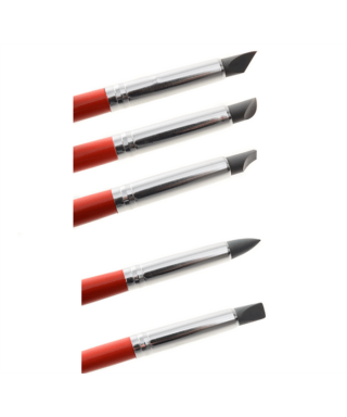 Pinceaux  Modeler-Peindre N.6 Set/5 Modecor