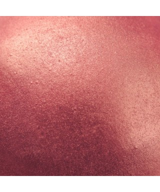 Soie alimentaire Perle Rose Sorbet Rainbow Dust