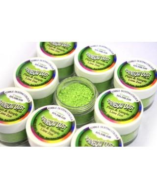 Colorant alimentaire plain and simple Zeste de citron Rainbow dust